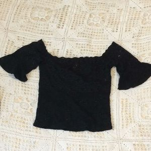 Free People Intimately Lace Top